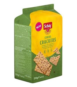 Crackers cereal 210g