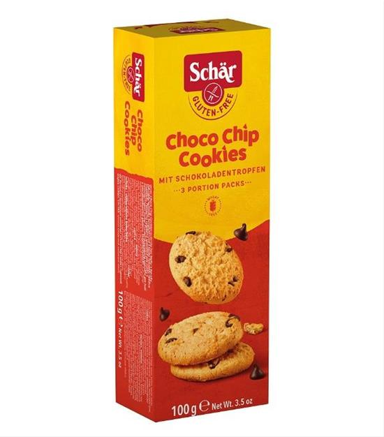 Choco Chip Cookies 100g